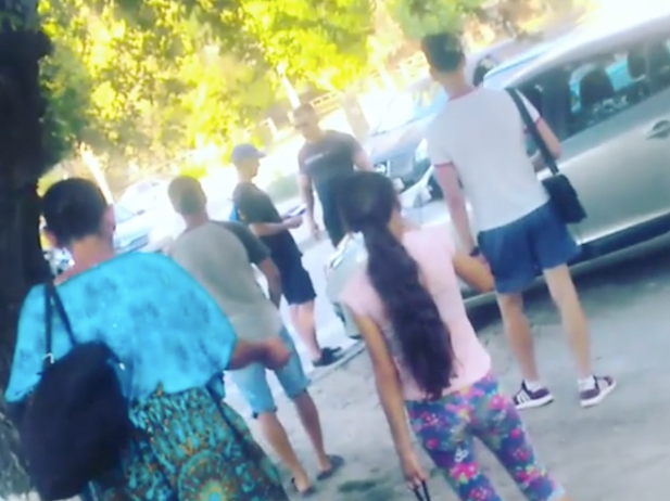 Пешеходы против автохама: волжане устроили потасовку в центре города