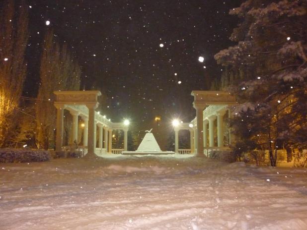 В международный день добровольцев в Волжском будет идти снег