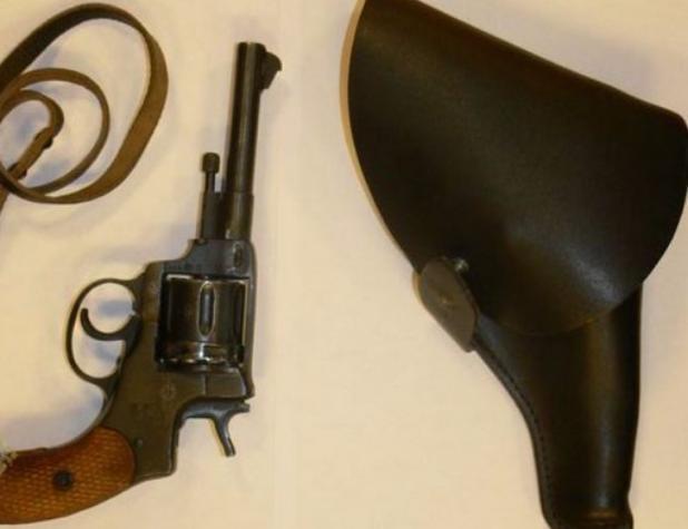 Волгоградцу угрожает 5 лет засамодельный револьвер