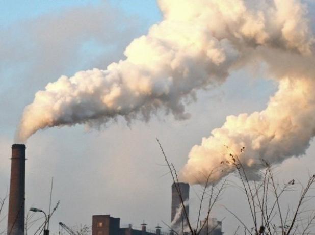 Вредные вещества витали в воздухе в Волжском