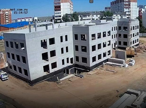 В городе идет активное строительство детских садов