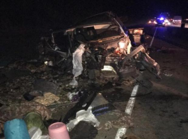 «Инспектор предупреждал»,- двое погибли в ночном лобовом столкновении
