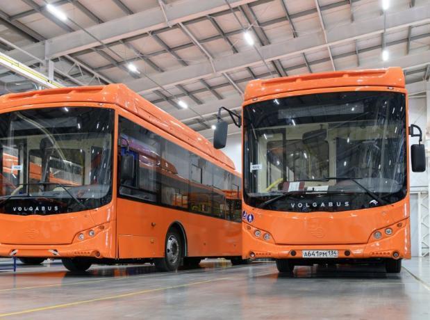 В День города волжан будут перевозить автобусы-шаттлы