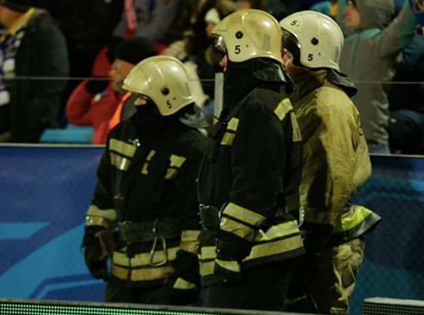 Три пожара нанесли урон частной собственности