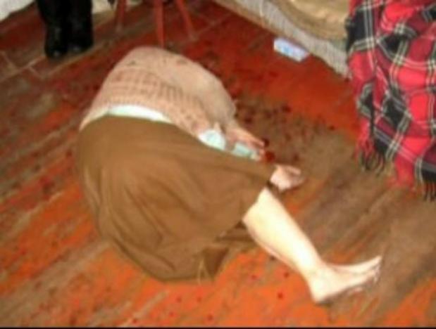 В Волгограде сожители пытали и убили пенсионерку