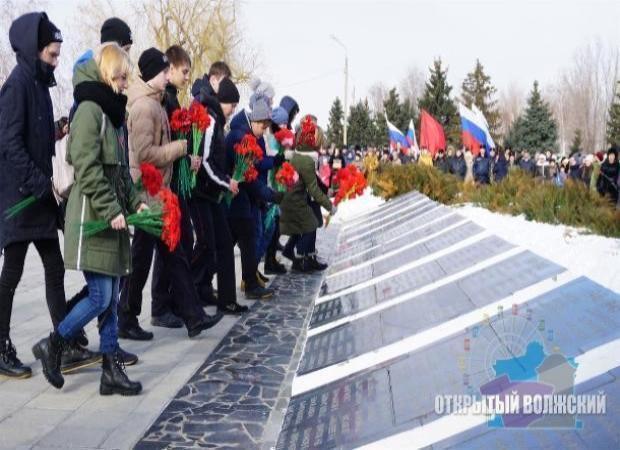 Волжане отпразднуют 76-ю годовщину Победы под Сталинградом