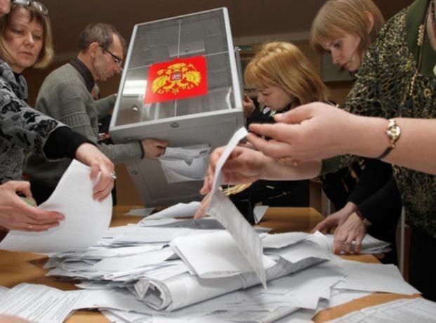 В Волжском приступили к подсчету голосов