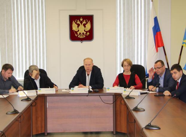 Волжские депутаты обсудили экологическую обстановку в городе
