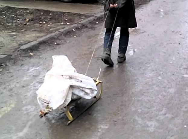 Вор-неудачник заблудился в тумане под Волжским