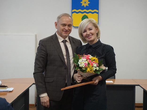 В администрации Волжского поздравили «женщин года»