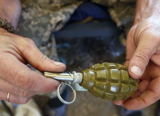 В Волжском задержали мужчину с боевой гранатой РГН