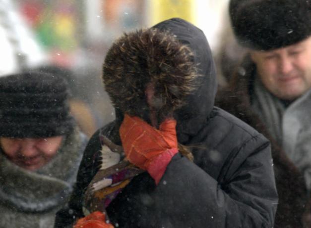 В Волжском резко похолодает