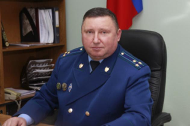 В Волжском сменился прокурор
