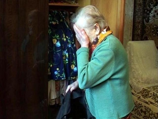 В Ленинском районе после проверки газового счетчика пенсионерка лишилась 55 тысяч
