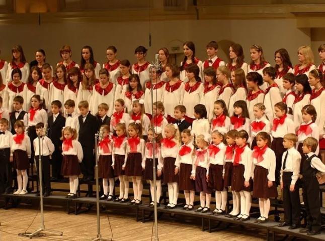 В Волжском на одной сцене соберется хор из двухсот человек