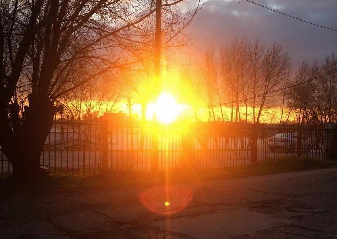 Теплая и солнечная погода вернется в Волжский