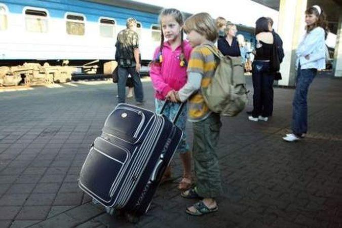 Для волжских школьников билет  на поезд обойдется в полцены
