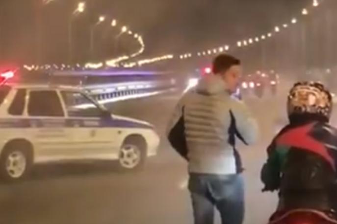 Сотрудники ГИБДД пытались сорвать гонки волжским байкерам
