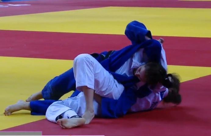 Самарские дзюдоистки взяли два золота ибронзу Чемпионата РФ