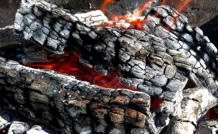 Утро началось с пожара в Волжском