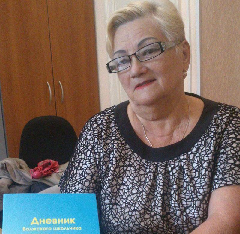 5 июля празднует День рождения автор уникального дневника и краевед Тамара Башлыкова