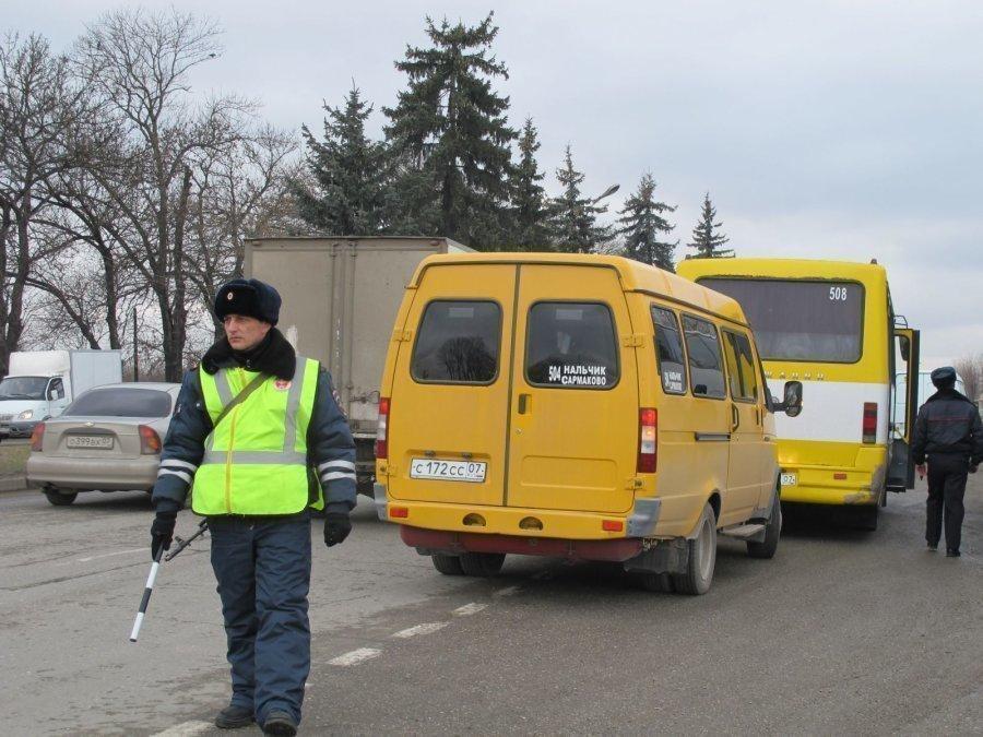 В Волжском более 100 водителей автобусов и маршруток ездили с нарушениями