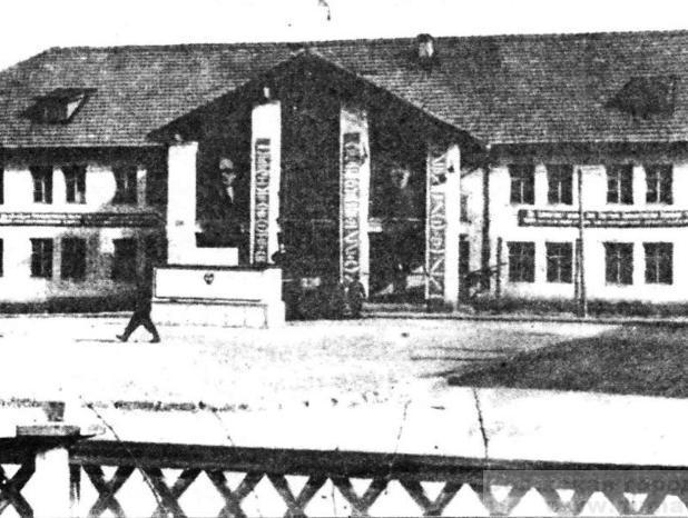 История Волжской Думы ведет отсчет от первого поселкового Совета