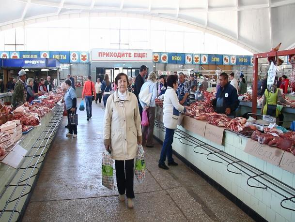 В Волгоградской области снизилась цена на мясо