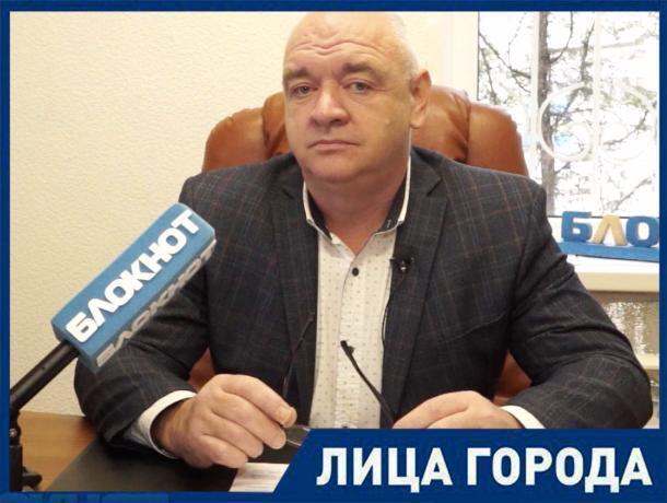 Экология города - ответственность каждого волжанина, - Олег Горелов