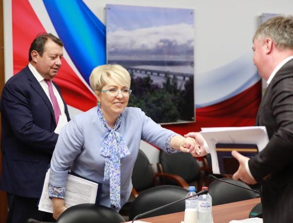 Ирина Гусева проголосовала за пенсионную реформу