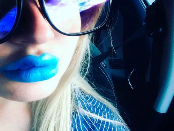 Дикую реакцию у волжан вызвали синие губы