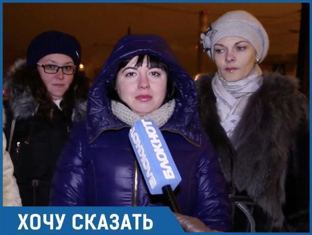 Нам страшно идти на работу из-за постоянных ДТП, - волжанка Оксана Зотина