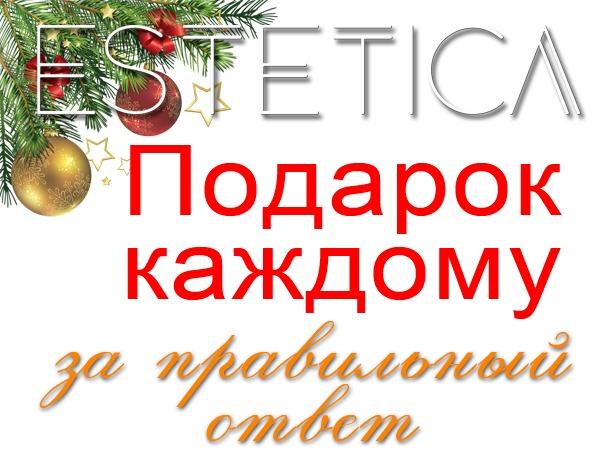 Ответь на новогодний вопрос и получи подарок, от которого будешь в восторге