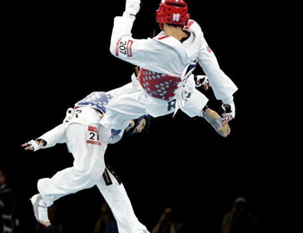 Волжанин Эмиль Алиев завоевал серебряную медаль на Первенстве России по тхэквондо