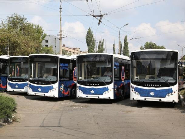 Волжские болельщики поедут на автобусах-шаттлах в день матча