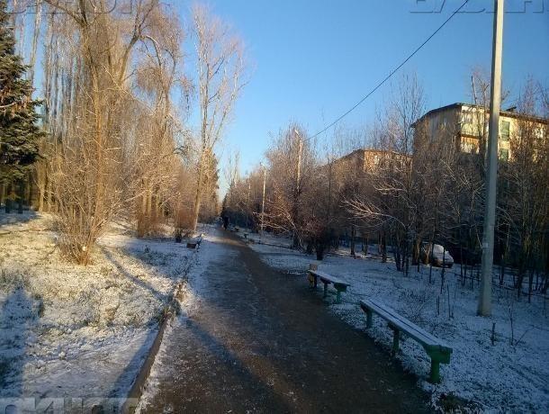 Солнечное небо и зимнюю стужу спрогнозировали волжанам во вторник