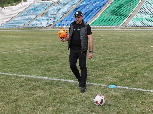 Смолов не показал все, на что он способен, - председатель федерации футбола в Волжском