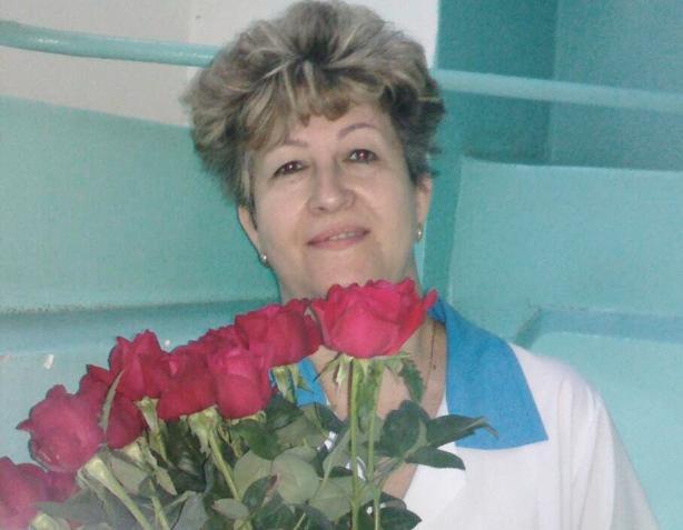 С днем рождения, любимая мама!