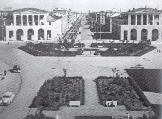 В 1954 году на карте России появился новый город - Волжский