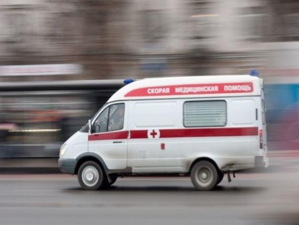 Бешеная «девятка» сбила пешехода в Средней Ахтубе