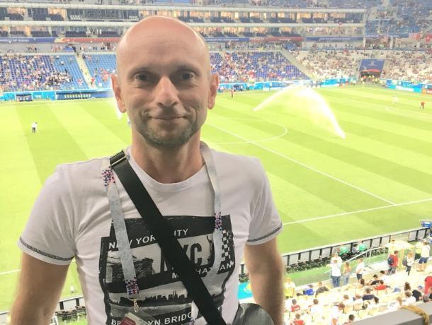 «Козырь» сборной Египта - нападающий Мохаммед Салах, - волжанин
