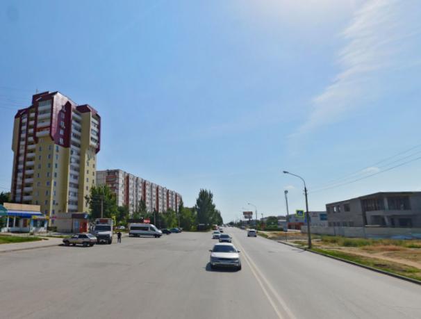 Улица Оломоуцкая в Волжском названа в честь чешского города