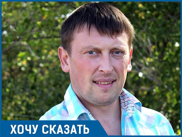 Рекламный щит на Горького закрывает обзор автомобилистам, - волжанин Эльдар Быстров