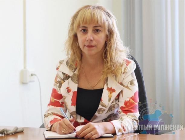 Начальником управления экономики в администрации Волжского стала женщина