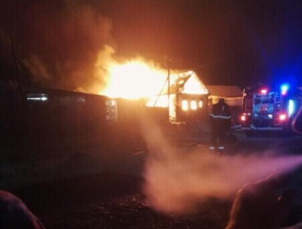 Двухмесячные близнецы погибли в пожаре в Волгограде