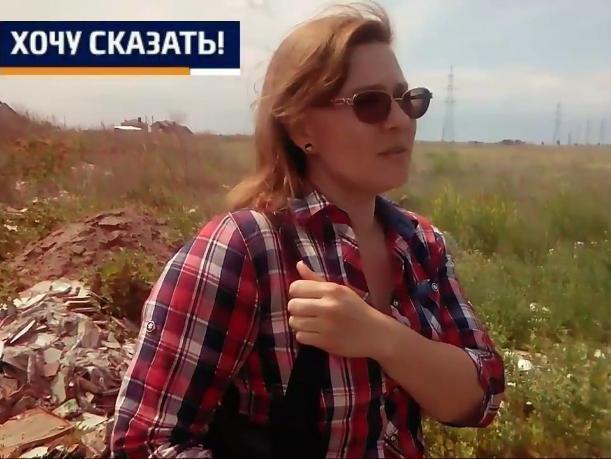 Дайте нам маршрутки до Волжского, чтобы возить детей в детсад и школу, - жительница «Тюльпана» Юлия Симакина