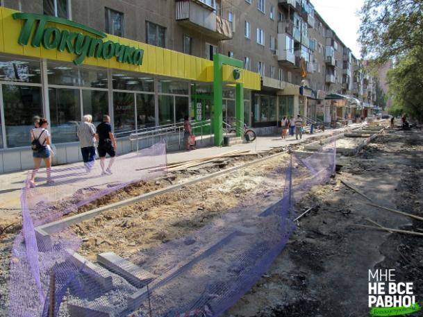 Пешеходную зону на Энгельса обустроят за 5,5 миллионов в Волжском