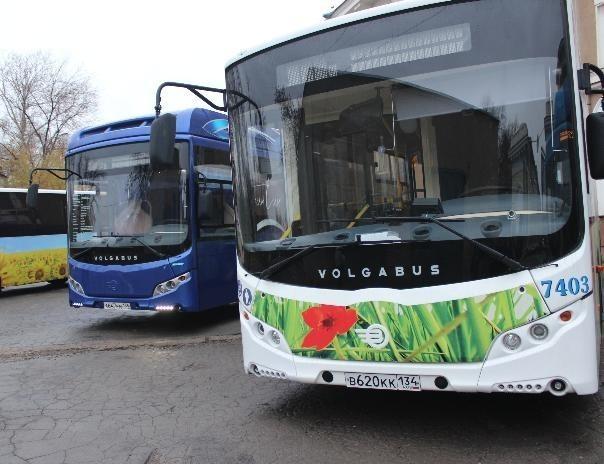 Пригородные автобусы отменили выходной день в Волжском