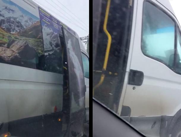 Водитель маршрута № 260 прокатил своих пассажиров с ветерком по Волжской ГЭС