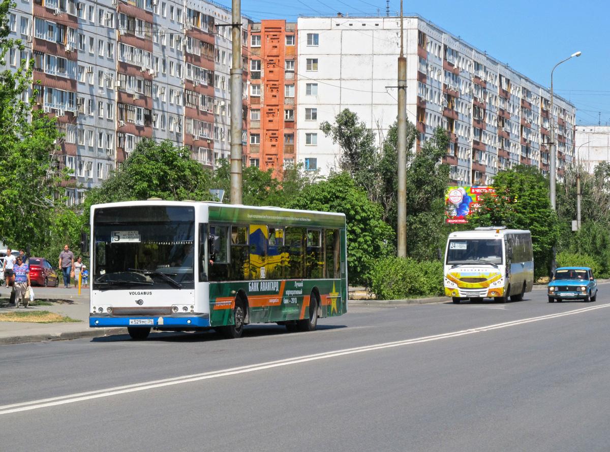 В выходной день волжские автобусы поменяют расписание